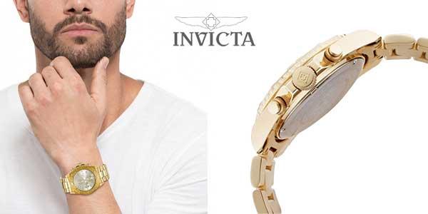 Reloj Invicta Pro Driver 1774 para hombre chollo en Amazon Moda