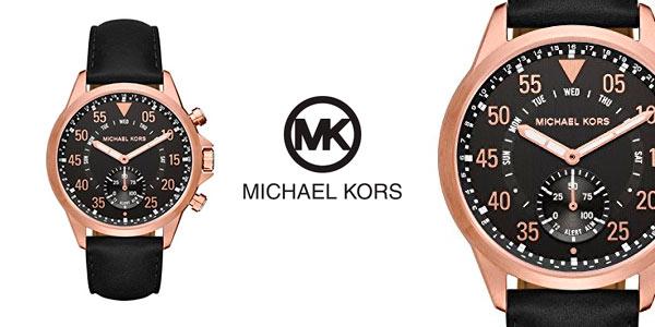 cfbdb47da512 Chollo Smartwatch híbrido Michael Kors Gage MKT4007 para hombre por ...