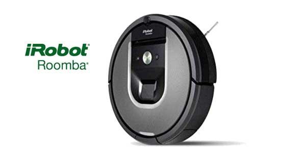 Robot aspirador Roomba 965 chollo en eBay