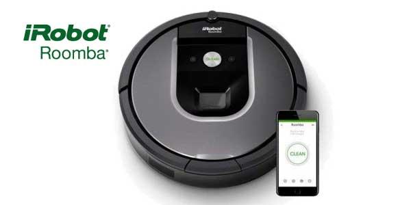 Robot aspirador Roomba 965 barato en eBay