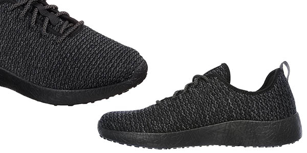 Skechers Burst-Donlen zapatillas transpirables con plantilla Memory Foam
