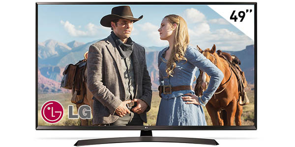 Smart TV LG 49UJ634V de 49'' UHD 4K