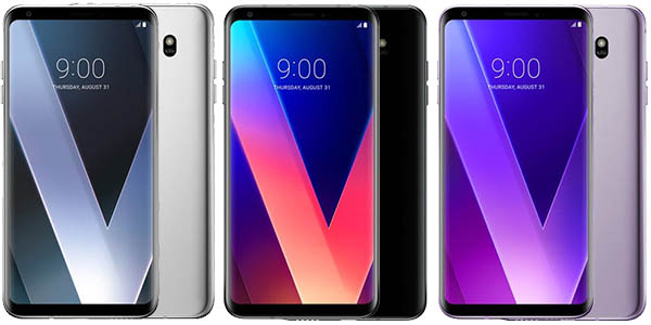 Smartphone LG V30 Plus (H930DS)