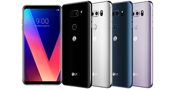 Smartphone LG V30 Plus barato