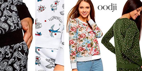 Sueter y pantalon de algodon de Oodji ultra baratos en Amazon