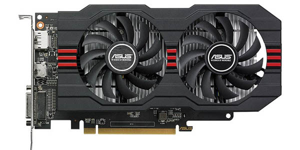 Asus Radeon Strix RX560-O4G 4GB GDDR5 barata