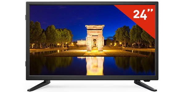 Televisor LED TD Systems K24DLT7F Full HD de 24''