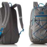 Mochila The North Face Rodey en color gris barata en Amazon España