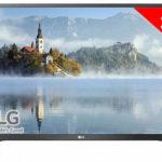 Televisor LED LG 32LJ502U de 32'' HD Ready