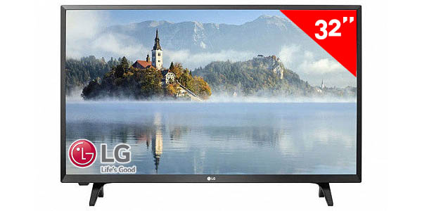 Televisor LED LG 32LJ502U de 32'' HD Ready