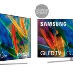 Comprar Samsung QE55Q7F UHD 4K de 55 pulgadas en EL Corte Inglés con regalo de otra TV Samsung