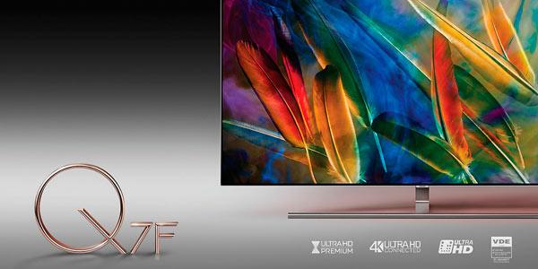 Comprar TV Samsung QLED 55 promocion disfruta el doble en El Corte Inglés