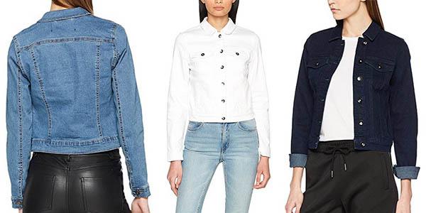 Vero Moda Hot Soya chaqueta vaquera para mujer oferta
