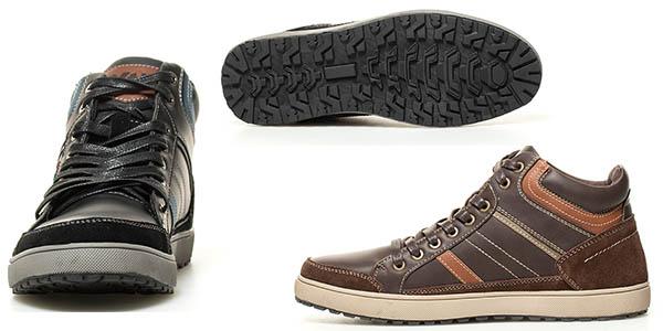 zapatillas Xti Adrian para hombre a precio brutal