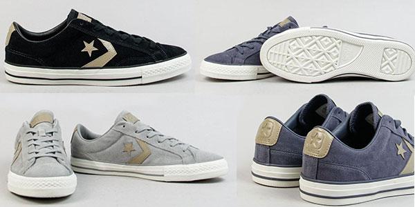 Zapatillas Converse Distrito OX de estilo casual en varios colores rebajadas