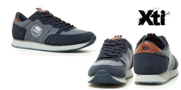 Zapatillas Xti Martin para hombre en 3 colores chollo en eBay España