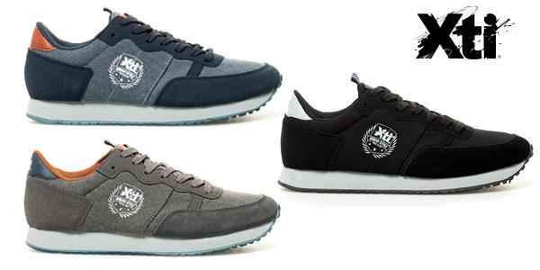 Zapatillas Xti Martin para hombre en 3 colores baratas en eBay España