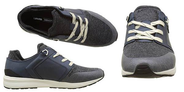 zapatillas Levi's Black Tab Runner a precio brutal