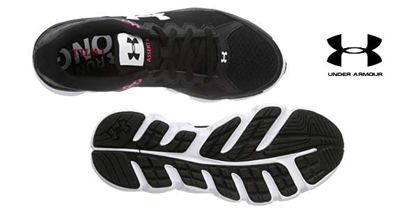 11226d3dd373e Chollo Zapatillas de running Under Armour UA W Micro G Assert 6 en ...