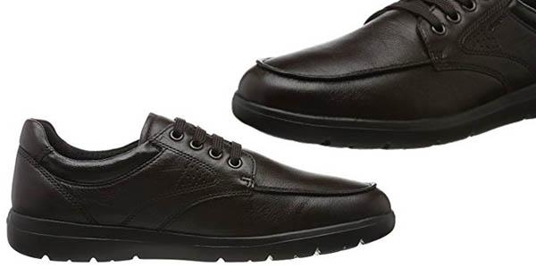 zapatos Geox U Leitan B para hombre cómodos chollo