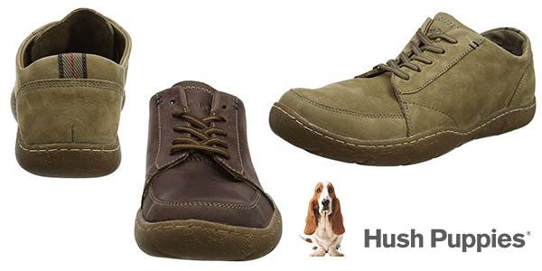 Chollo zapatos hush puppies furman sway para hombre desde for Zapateros baratos carrefour