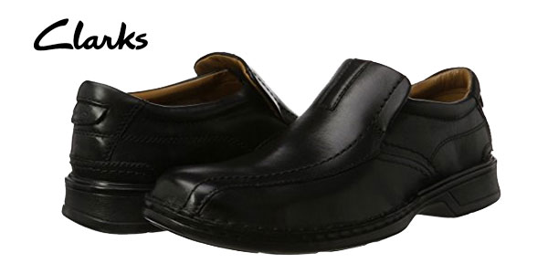 Zapatos Clarks Escalade Step para hombre baratos en Amazon Moda