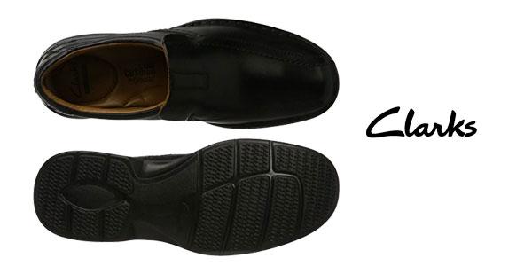 Zapatos Clarks Escalade Step para hombre chollo en Amazon Moda