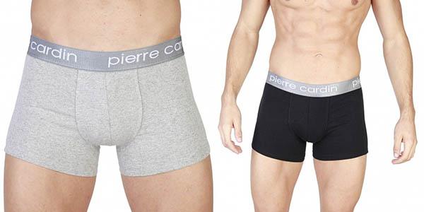 3 calzoncillos bóxers Pierre Cardin para hombre con gran relación calidad-precio