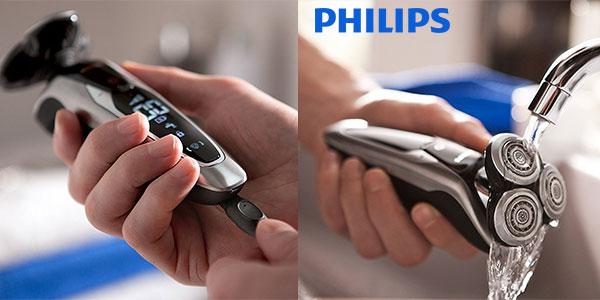 Afeitadora eléctrica Philips S9090/43 Wet&Dry en oferta