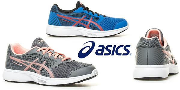 Asics Stormer 2 zapatillas running mujer baratas
