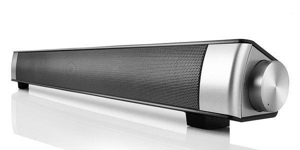 Barra de sonido Bluetooth Cahaya inalámbrica con buena potencia a buen precio en Amazon