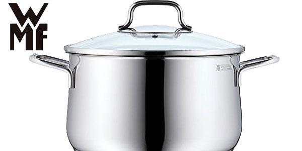 Batería de cocina WMF Brillant 4 piezas para todo tipo de cocinas chollo en eBay