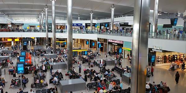 billetes de avión low cost con destino a Londres