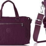 Bolso de viaje Kipling Pauline Plum Purple barato en Amazon