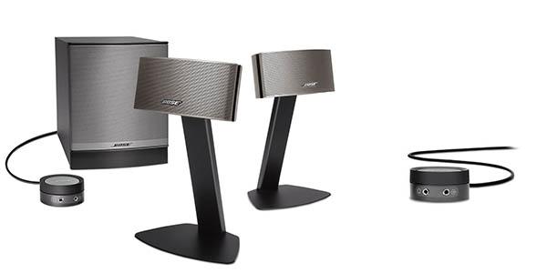 Bose Companion 50 altavoces con gran relación calidad-precio