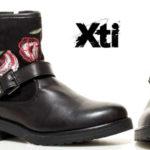 Botas Xti Debbie en color negro bordadas para mujer baratas en eBay España