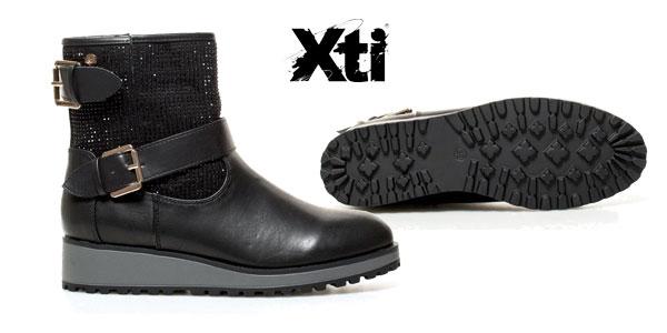Botas Xti Maita en color negro para mujer chollazo en eBay España
