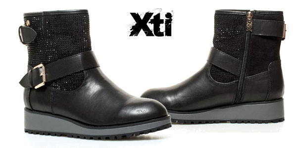 Botas Xti Maita en color negro para mujer baratas en eBay España