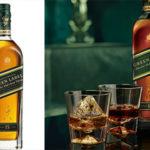 Botella de whisky Johnnie Walker Green Label de 700 ml barata