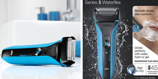 Braun Series 5 WaterFlex WF2s potente, rápida y con gran autonomía a precio de chollo
