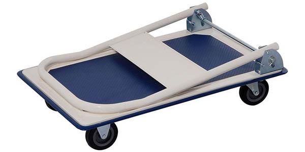 carretilla de transporte ideal para mudanzas con genial relación calidad-precio