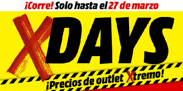 Catálogo X Days en Media Markt