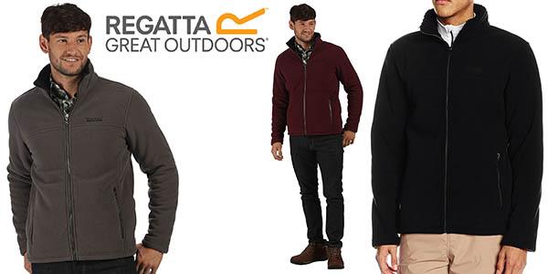 chaqueta polar Sherpa Regatta Grove para hombre barata