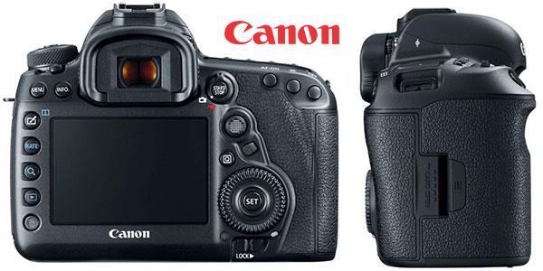 Chollo Cuerpo de cámara réflex Canon EOS 5D MARK IV con Wi-Fi y NFC