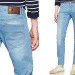 Chollo Pantalones vaqueros G-Star Raw slim para hombre