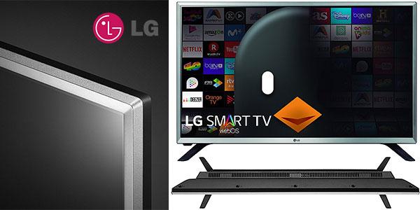Chollo Smart TV LG 32LJ590U de 32 pulgadas