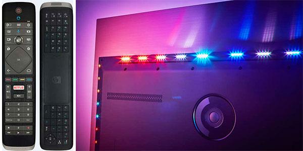Chollo Smart TV OLED Philips 55POS9002/12 de 55 pulgadas con Ambilight y Android TV