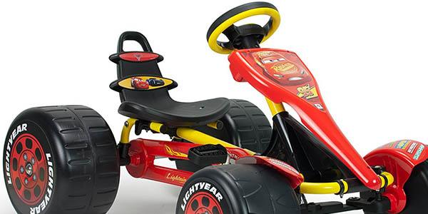 coche Go Kart con los personajes de Cars 3 para niñ@s a partir de 2 años a precio brutal