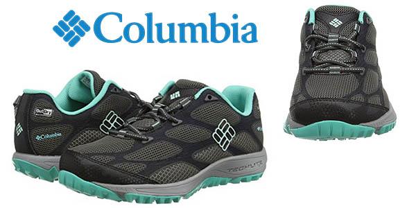 Columbia Conspiracy IV Outdry zapatillas de senderismo para mujer baratas