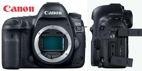 Cuerpo de cámara réflex Canon EOS 5D MARK IV barato